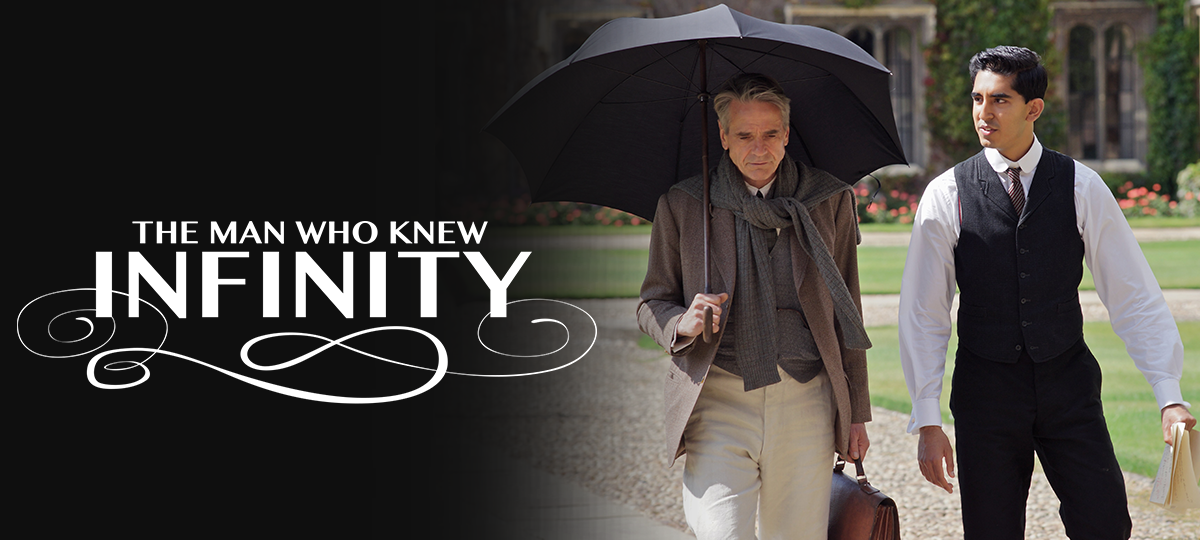 Rent The Man Who Knew Infinity DVD