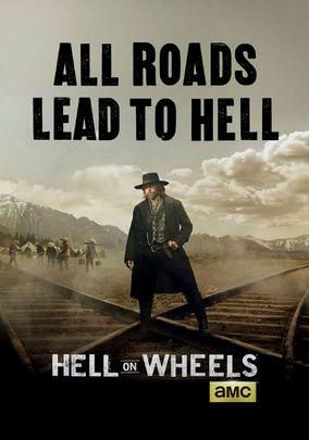 Hell on Wheels: Season 5