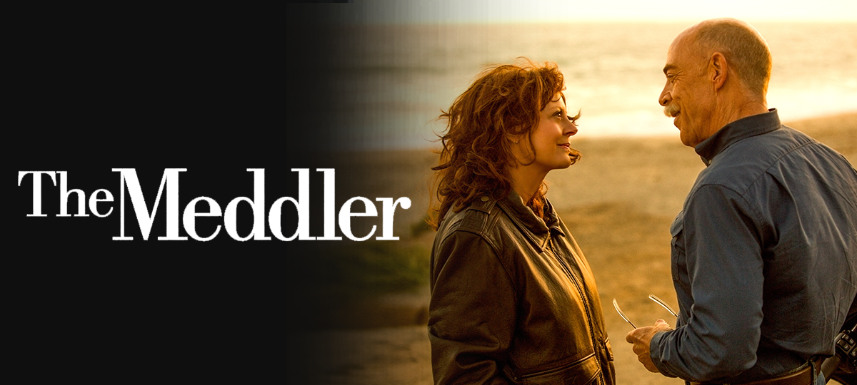 The Meddler DVD and Blu-ray