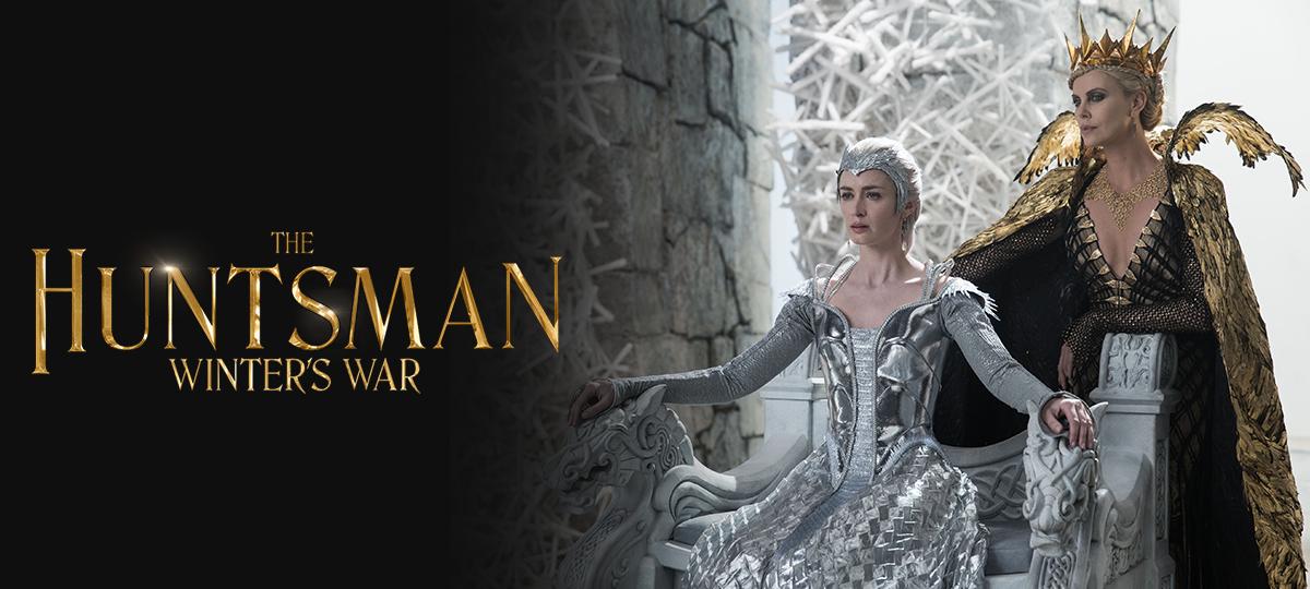 The Huntsman: Winter's War DVD and Blu-ray