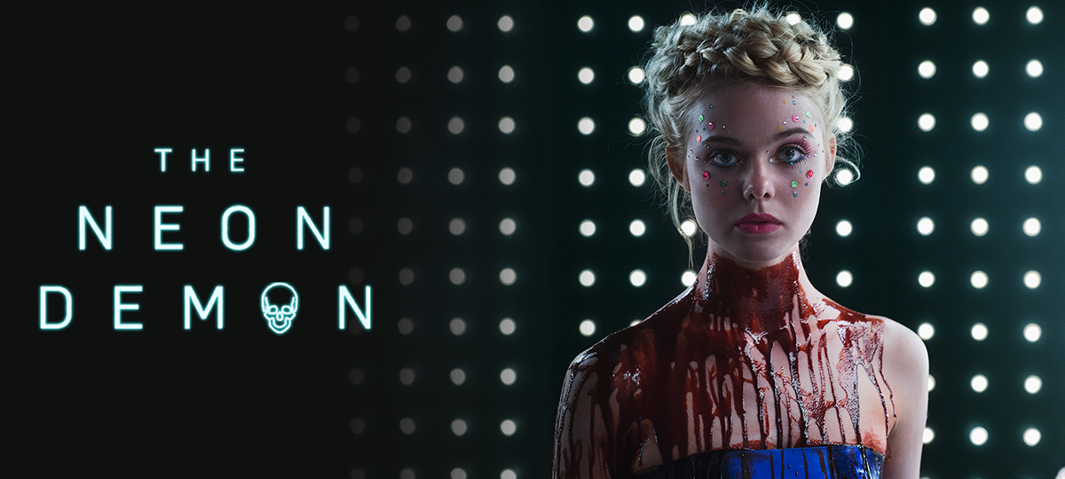 The Neon Demon DVD and Blu-ray