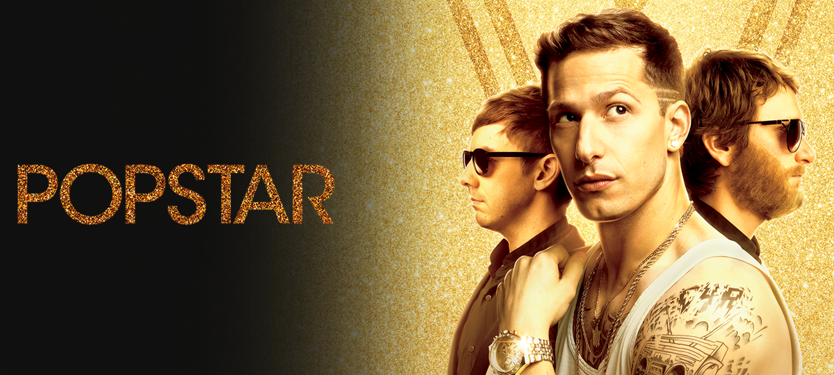 Popstar DVD and Blu-ray