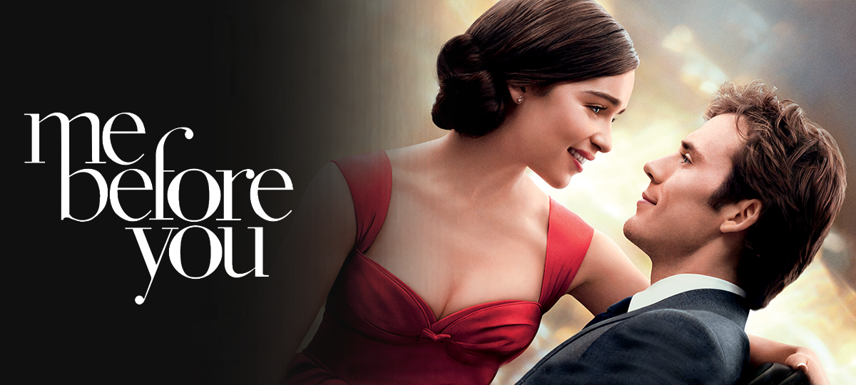 Me Before You DVD and Blu-ray