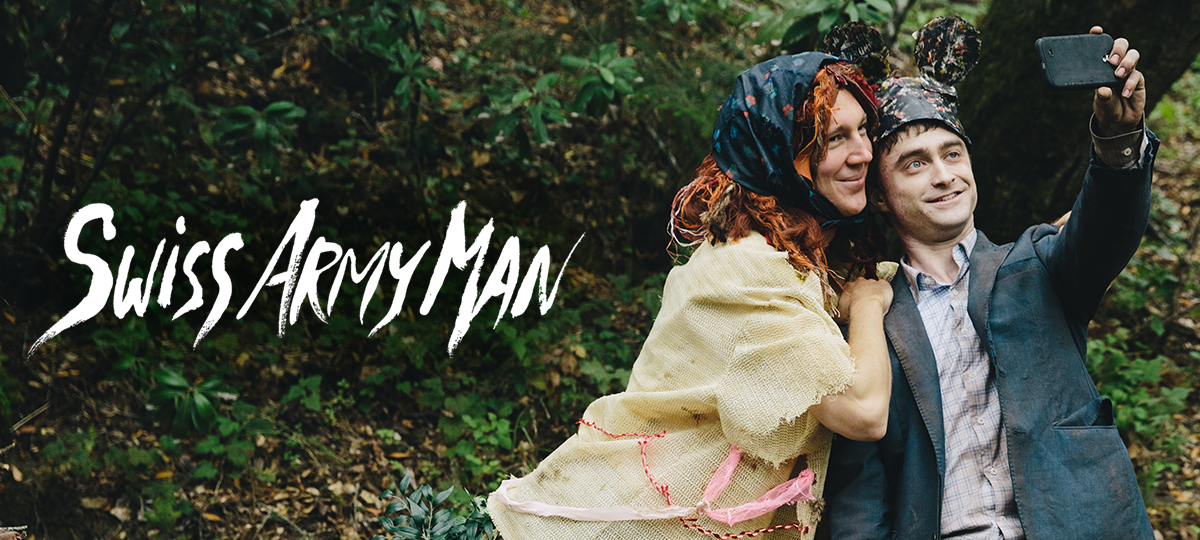 Rent Swiss Army Man DVD and Blu-ray