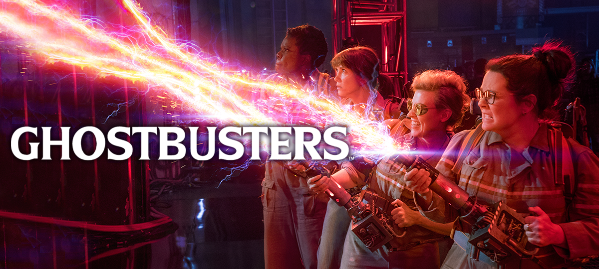 Rent Ghostbusters DVD and Blu-ray