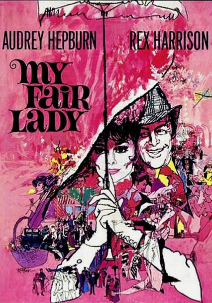 Rent My Fair Lady DVD