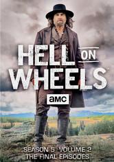 Hell on Wheels: Season 5.2