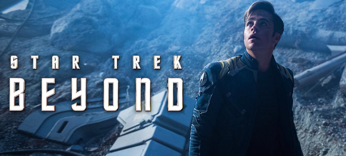 Rent Star Trek Beyond DVD