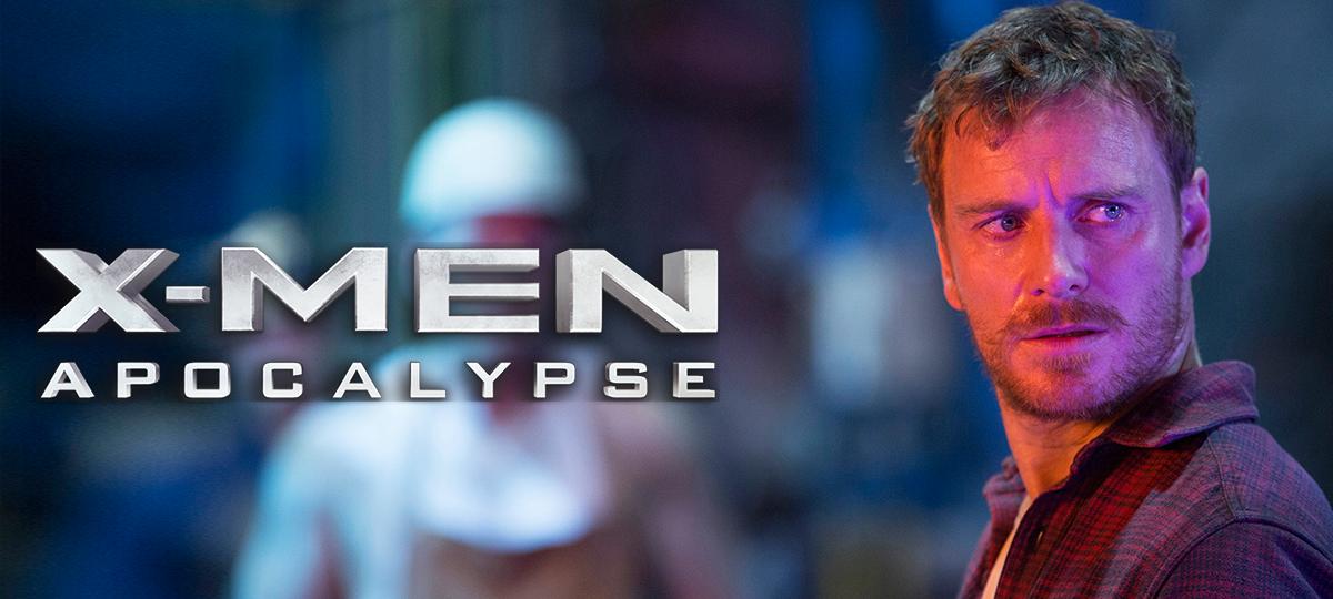 Rent X-Men Apocalypse DVD