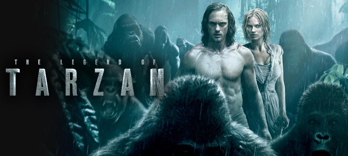 Rent The Legend of Tarzan DVD