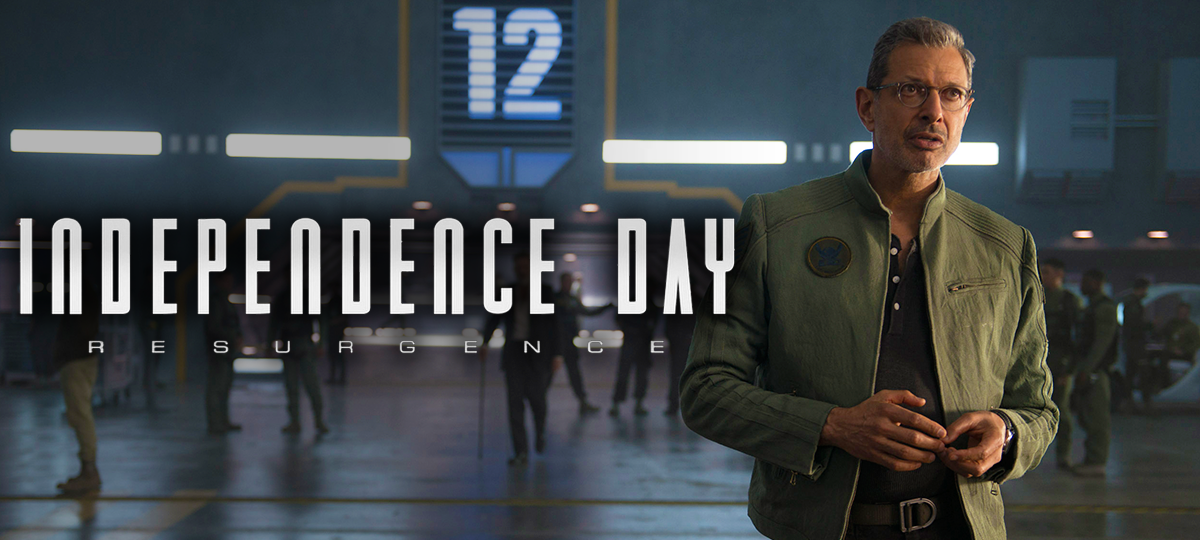 Rent Independence Day: Resurgence DVD