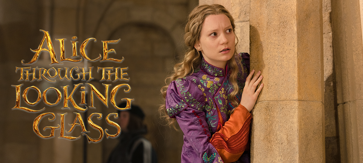 Rent Alice Through the Looking Glass DVD