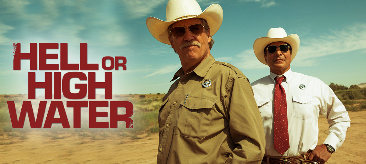 Rent Hell or High Water DVD