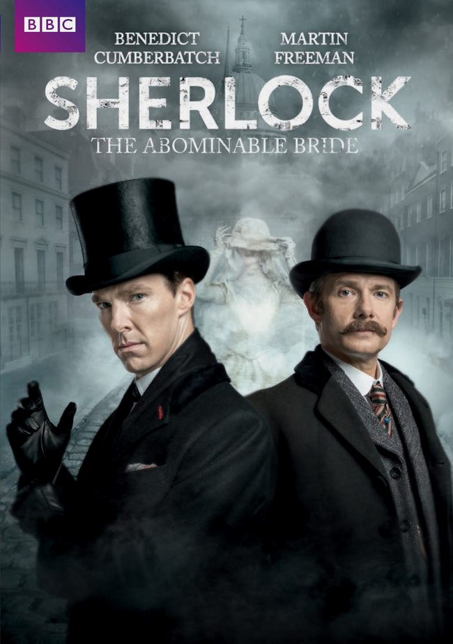 Sherlock The Abominable Bride DVD