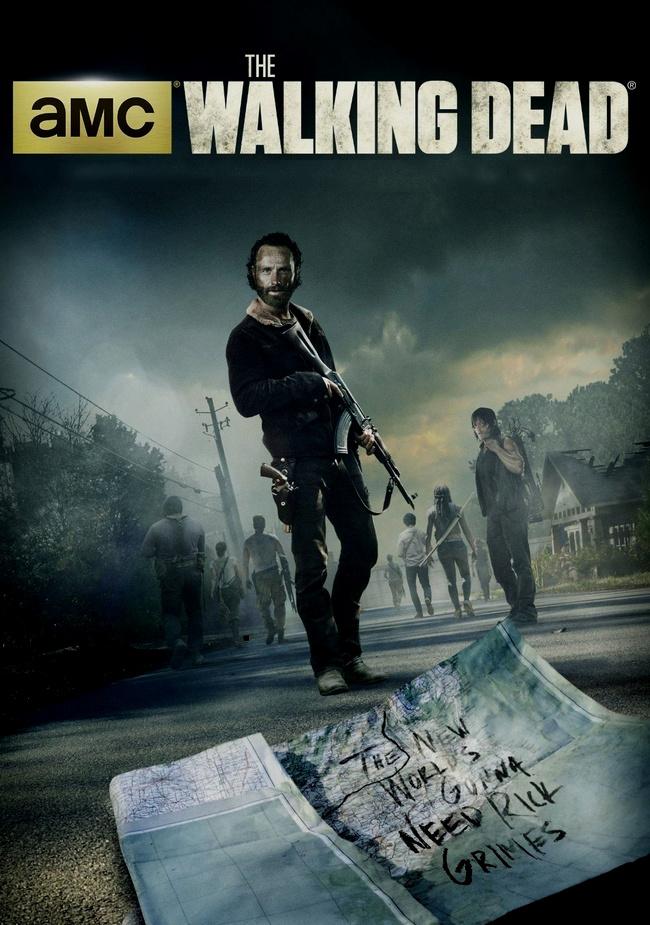 Rent The Walking Dead DVD