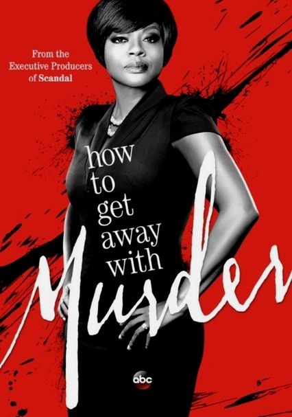 How to Get Away with Murder DVD