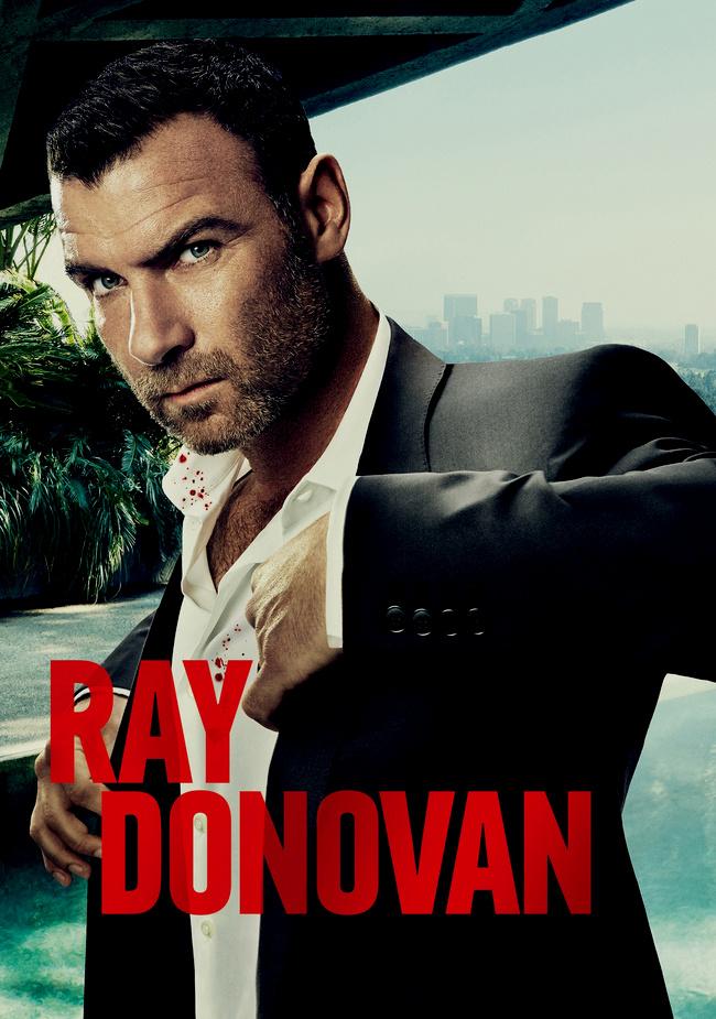 Ray Donovan DVD