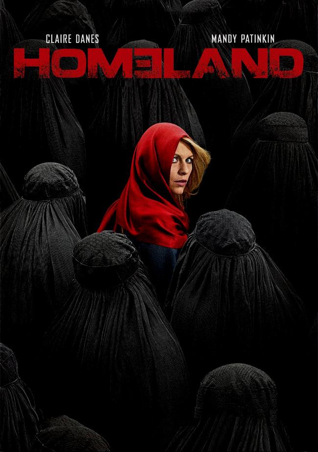 Homeland DVD