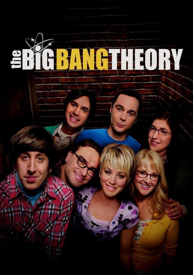 The Big Bang Theory DVD