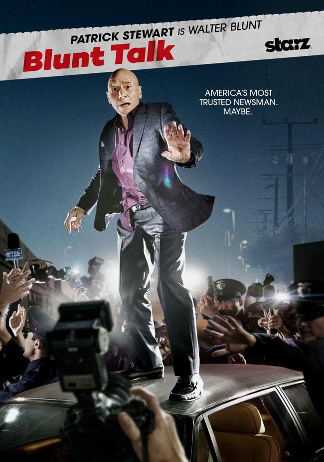 Blunt Talk DVD