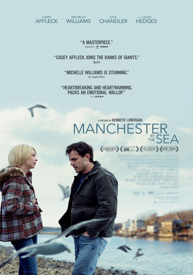 Rent Manchester by the Sea on DVD and Blu-ray