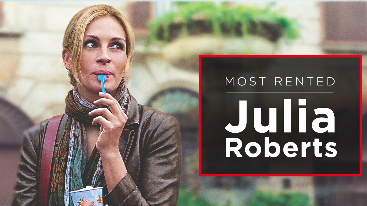 Most Rented Julia Roberts Movies