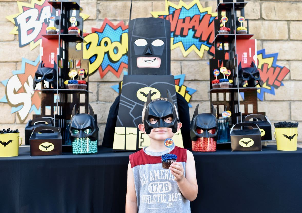 Throw a LEGO Batman party! - By Laura Russell