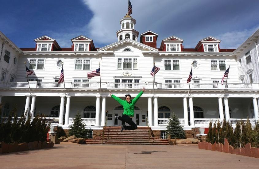 The Stanley Hotel. Estes Park, CO.  The Stanley Hotel – the hotel that The Shining is based off of. Bring on the ghosts!