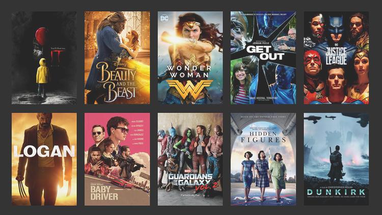 Most Googled Movies of 2017 - Netflix DVD Blog