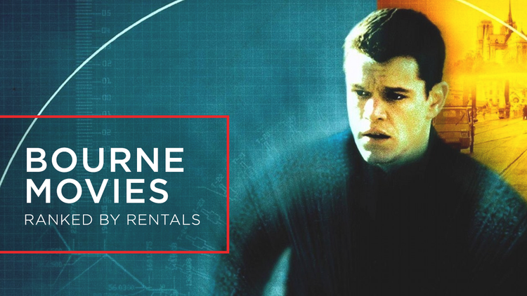 Bourne Movies, In Order of Most Rented - Netflix DVD Blog