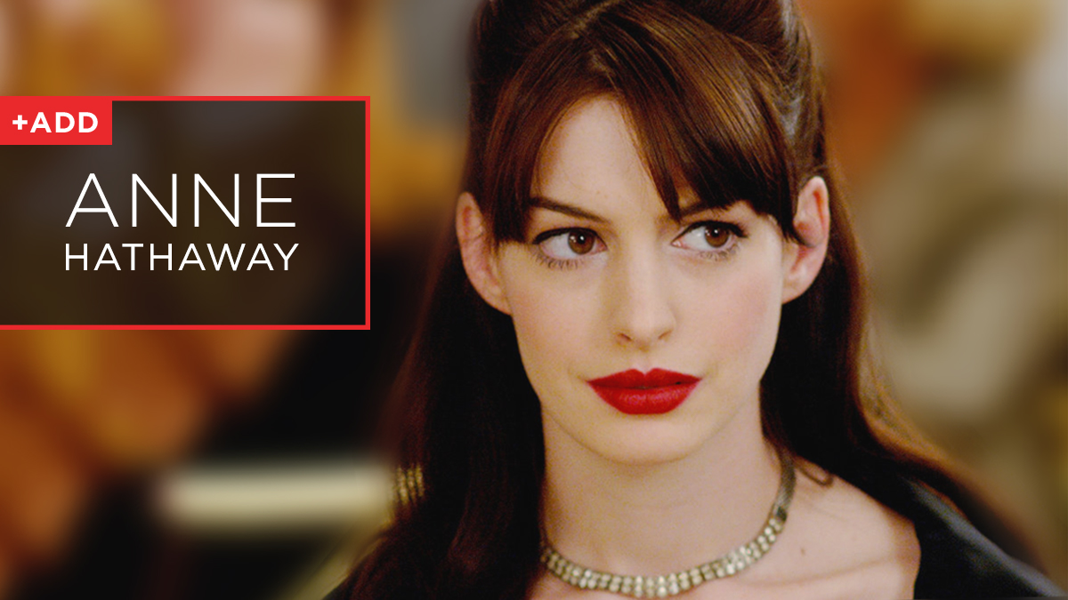 Joules Anne Hathaway