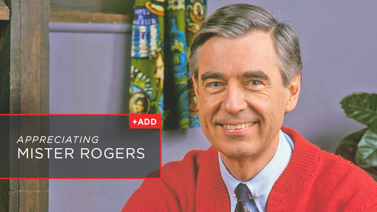Spotlight On Fred Rogers An American Icon Netflix Dvd Blog
