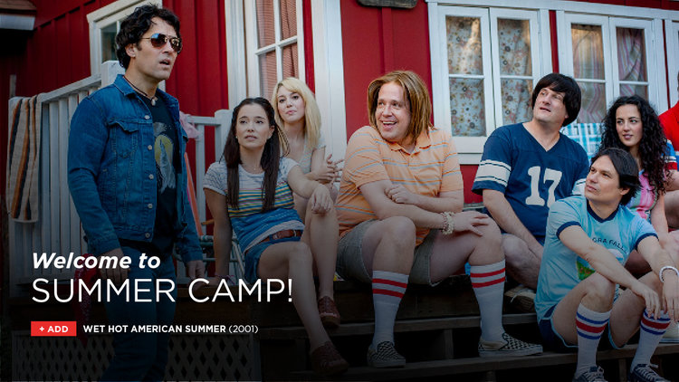 Rise and Shine: The Best Summer Camp Movies - Netflix DVD Blog