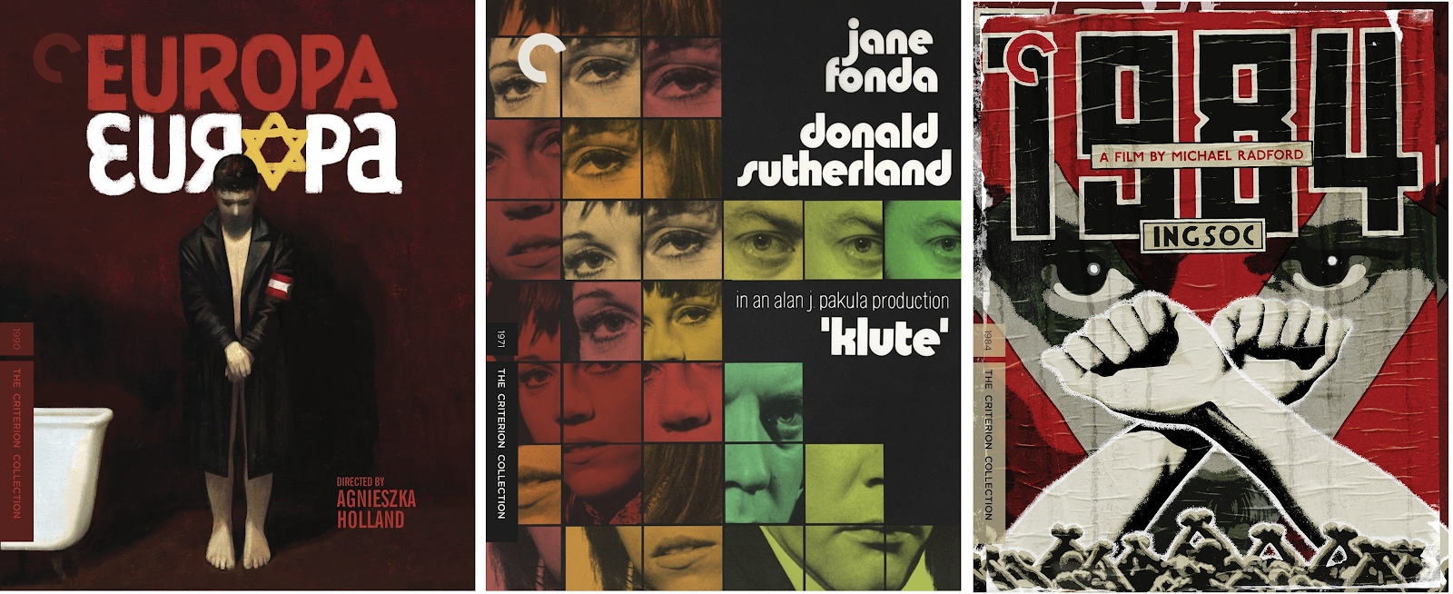 Criterion Collection on DVD Netflix in July 2019