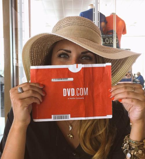 Bean Miller for DVD Netflix