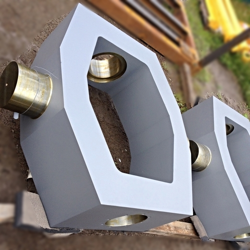 Cylinder Mounting Attachments