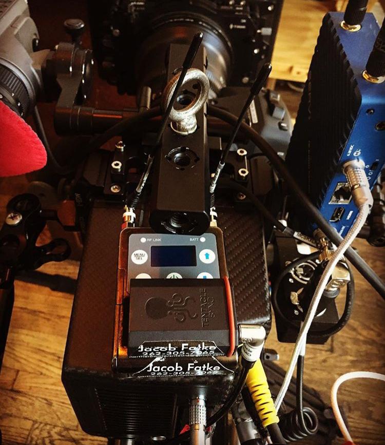 Arri Alexa Mini - Lectrosonics LR - Tentacle Sync