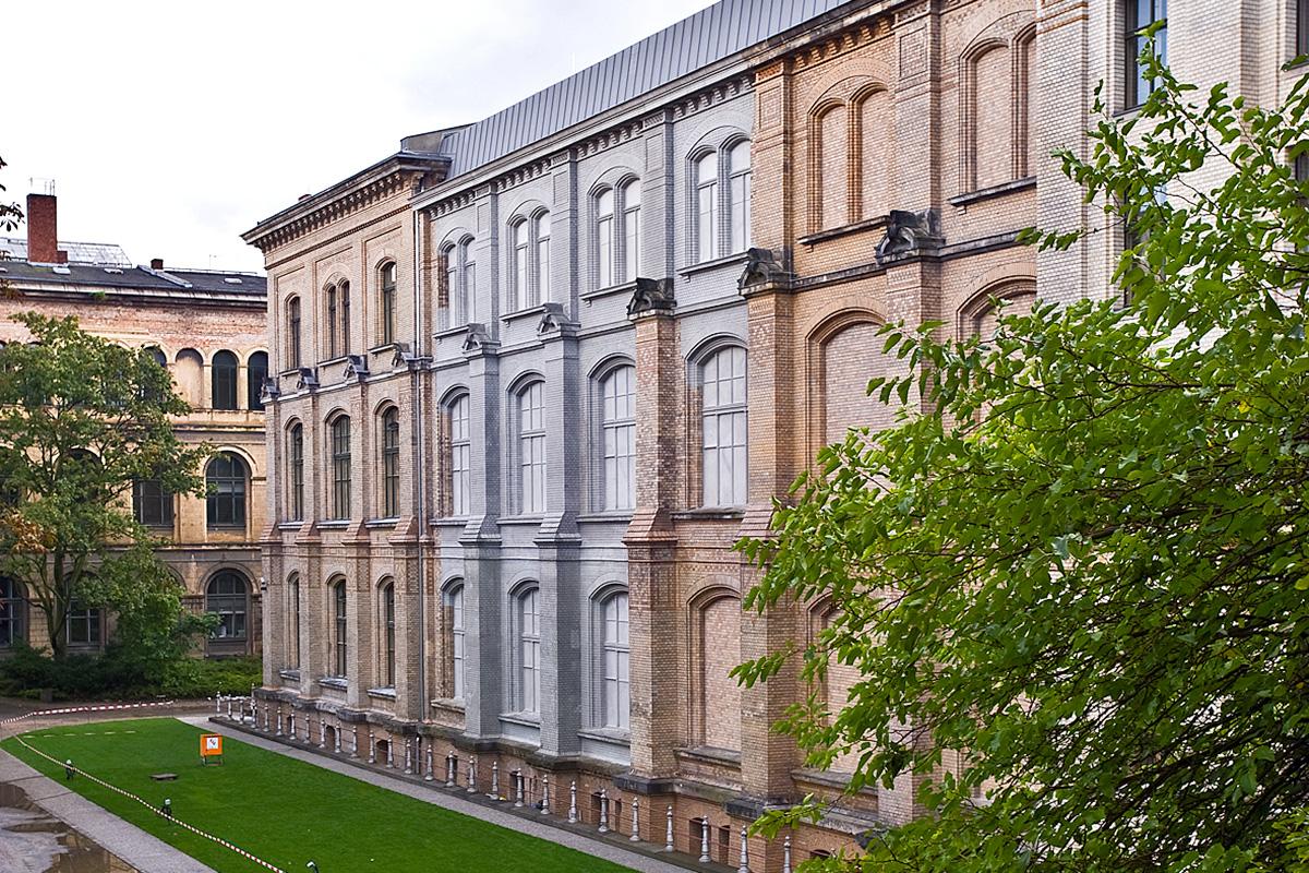 Museum fuer Naturkunde Berlin