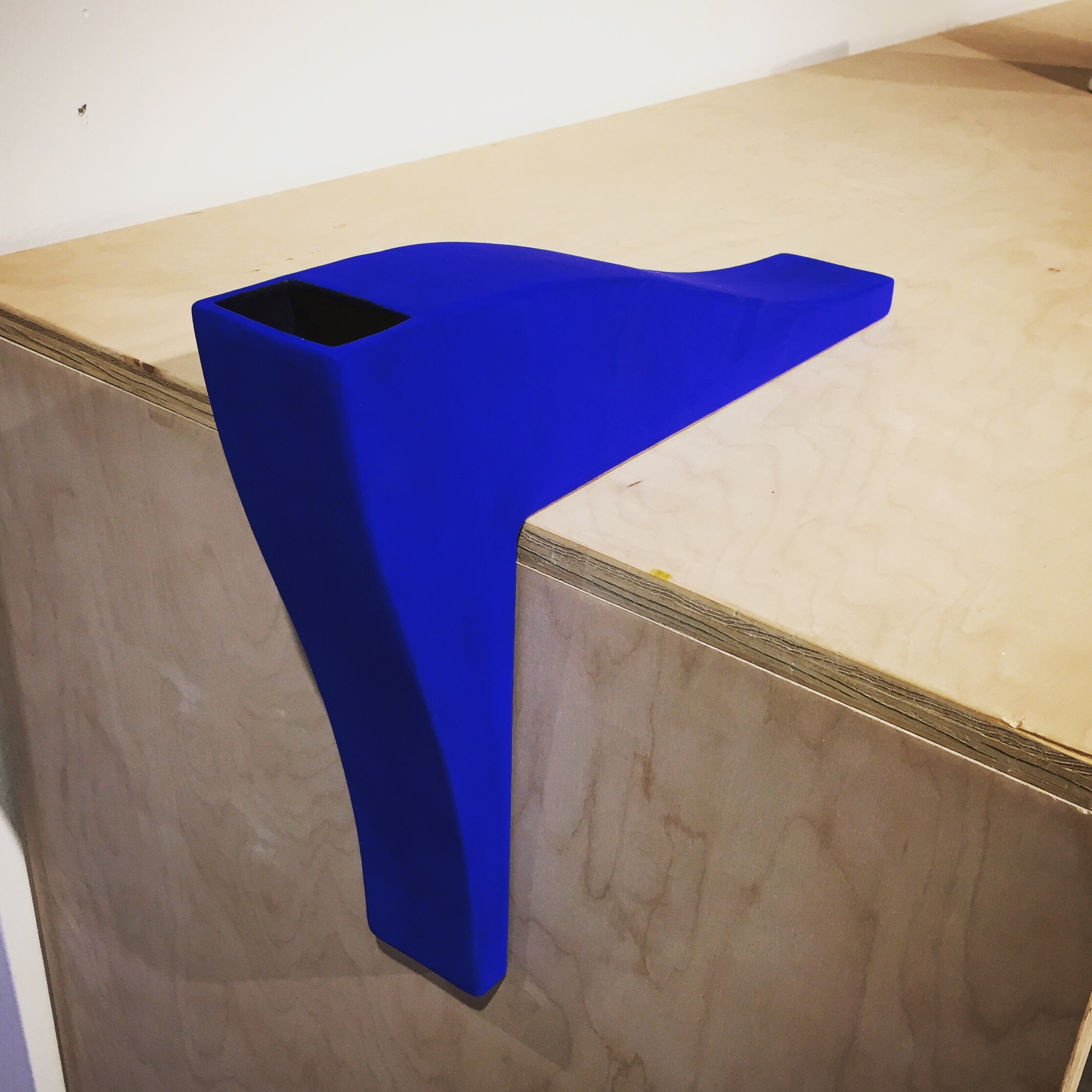 Clamp Vase