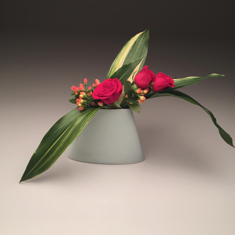 Envelope Vase