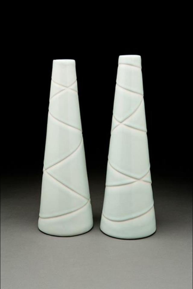 Cone Vases