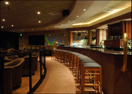 Our bar…