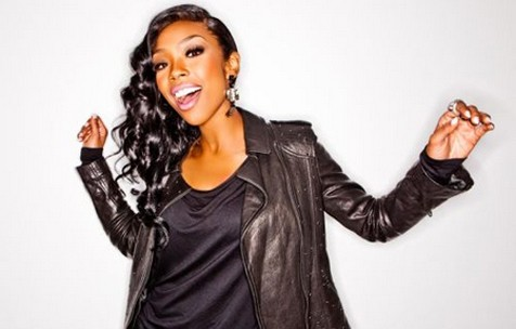 Brandy recently revealed she struggled with an eating disorder as a teen.