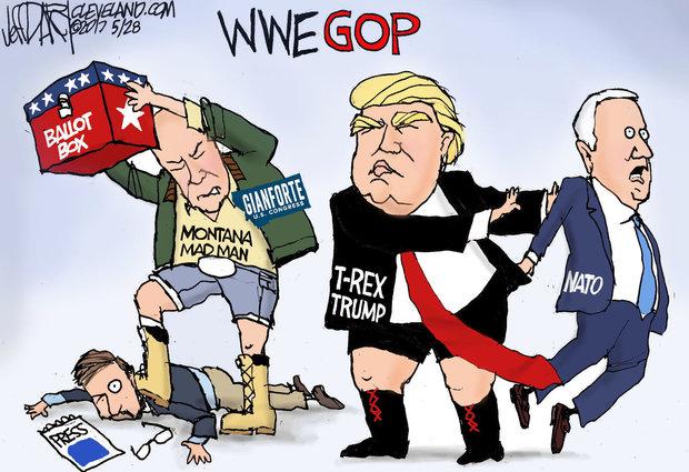 Cartoon image by Jeff Darcy