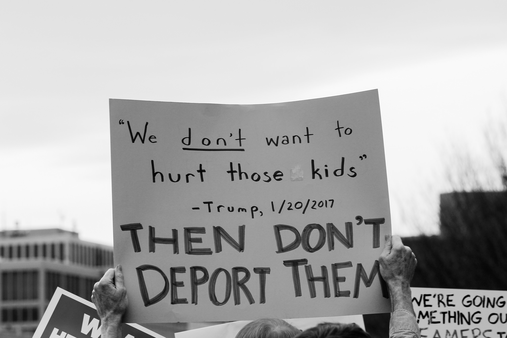 "Joe Flood ""Then Don't Deport Them"" (cc)"