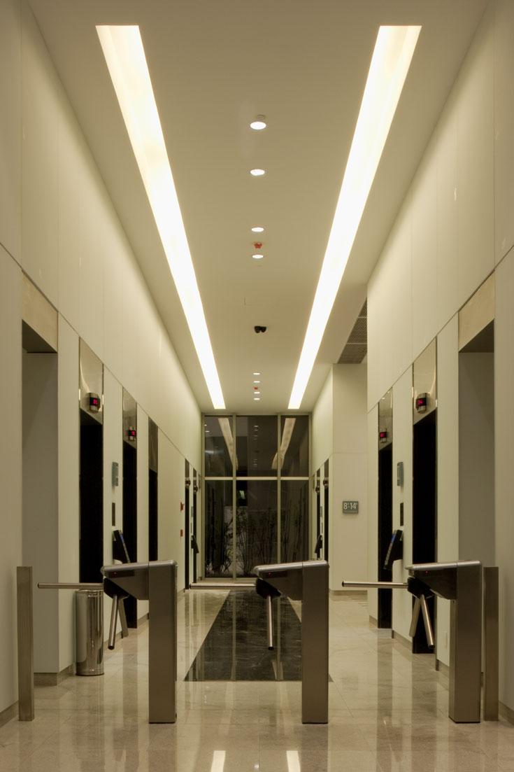 hall elevadores térreo
