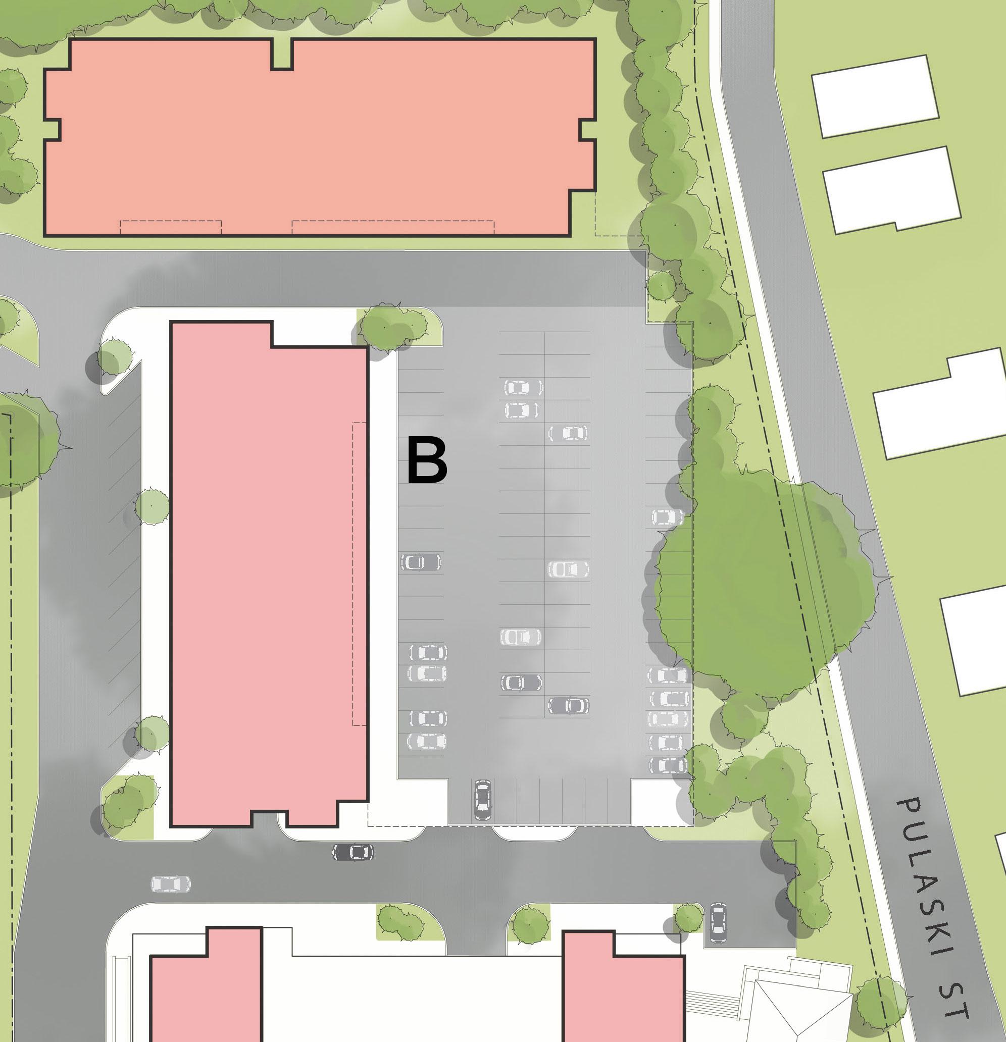 The Village on Prince Site Plan