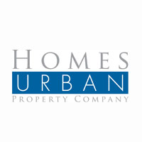 homes urban property company logo