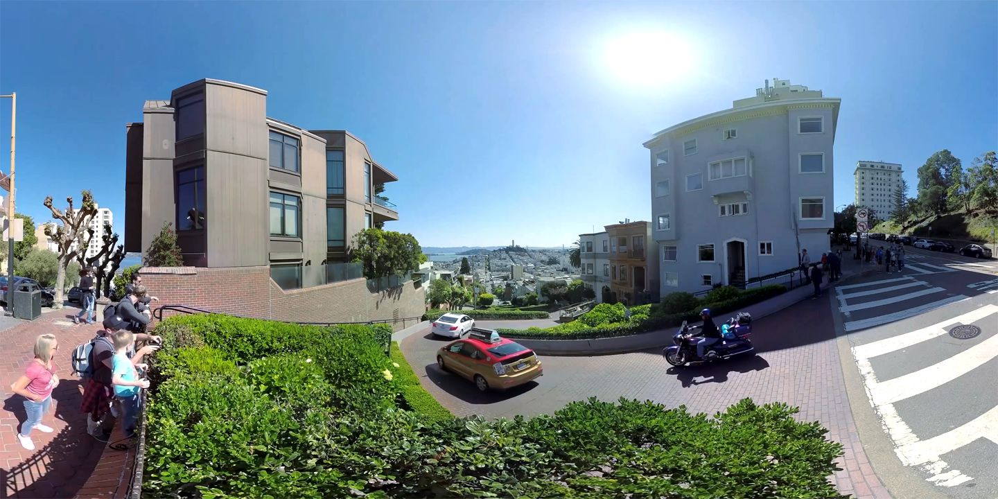 'A Glimpse of San Francisco' experience by Ascape