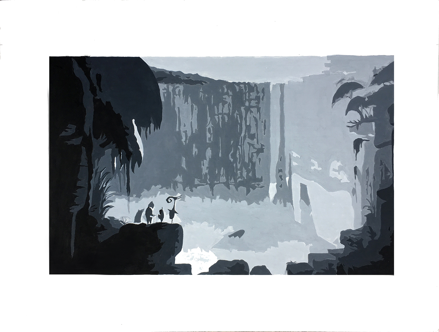 2D Design-Value and Atmospheric Perspective